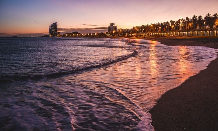 Discover Beaches of Barcelona